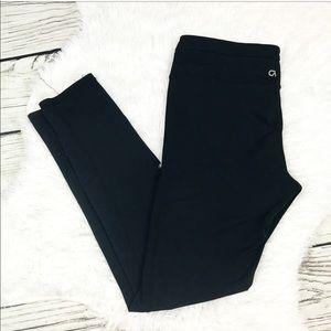 Gapfit Black Skinny Basic Yoga Pants Size Medium